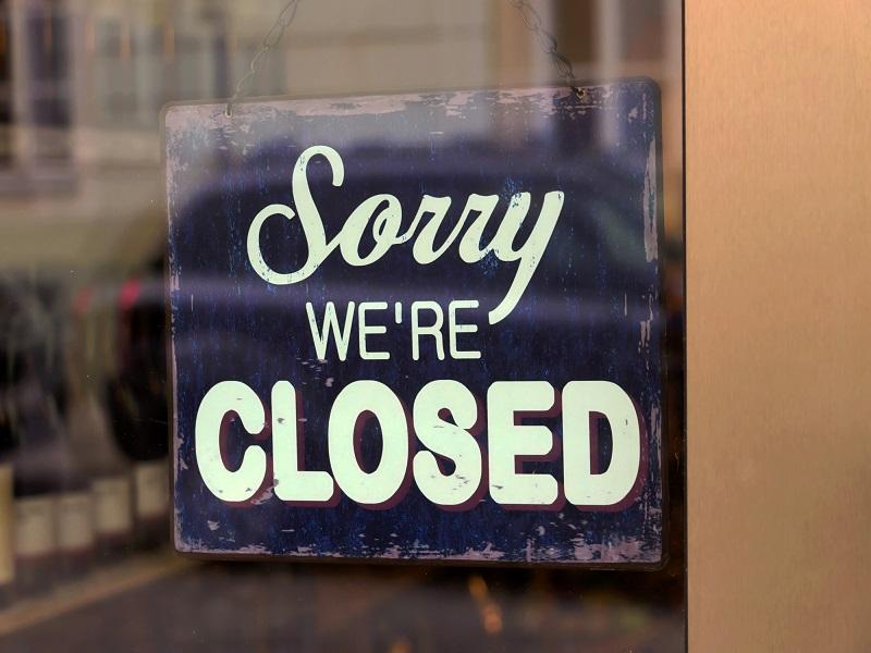 Monero shutdown