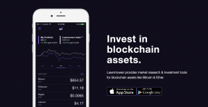 Lawnmower Altcoin exchange