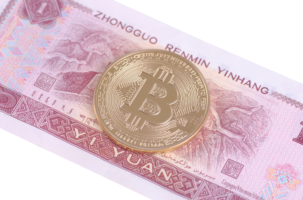 Bitcoin China Money