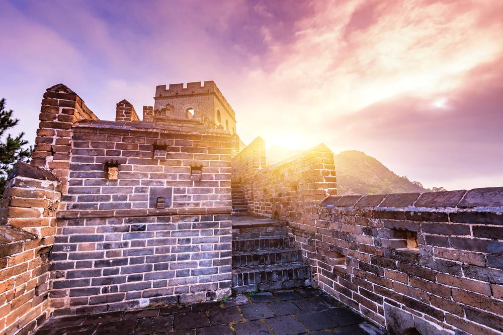 Bitcoin Chinese Great Wall SegWit