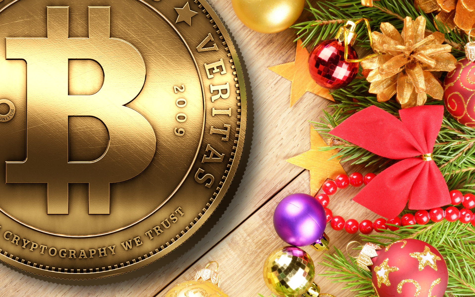 4 Ways To Give Bitcoin The Christmas Gift That Will Keep On Giving