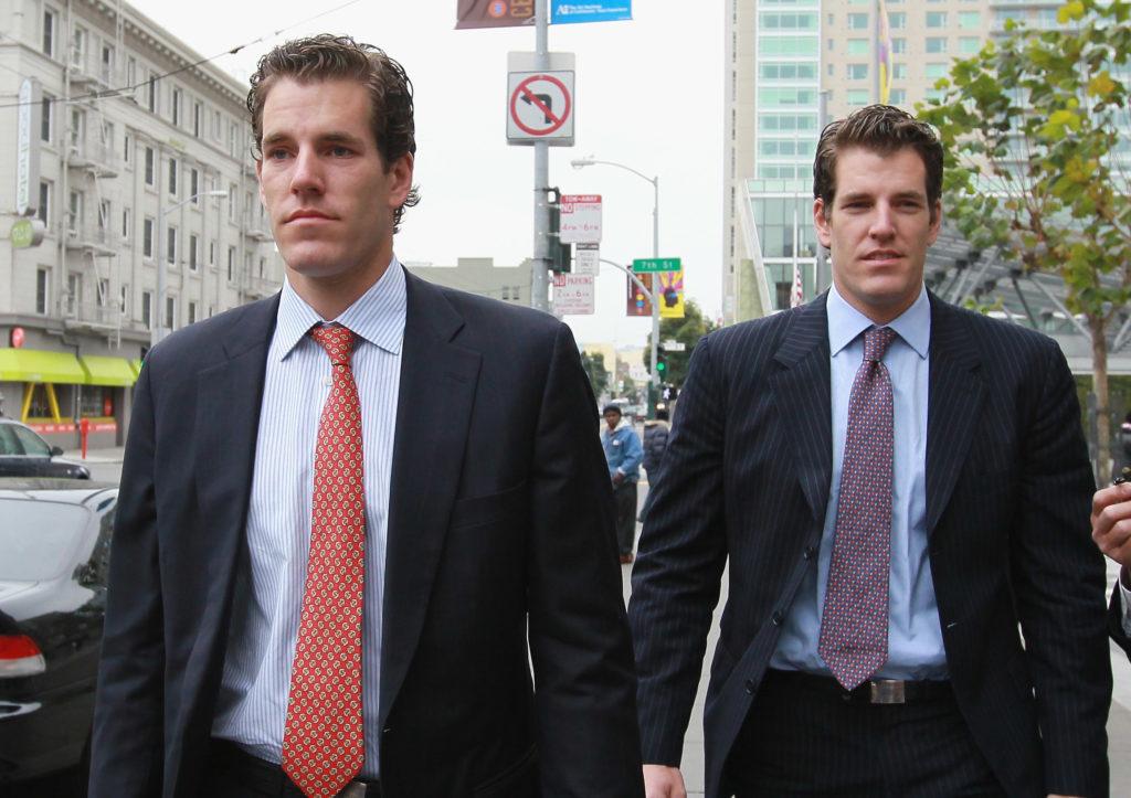 Bitcoinist twins Winklevoss