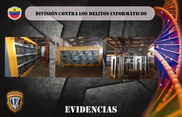 Venezuela police arrest Bitcoin miners