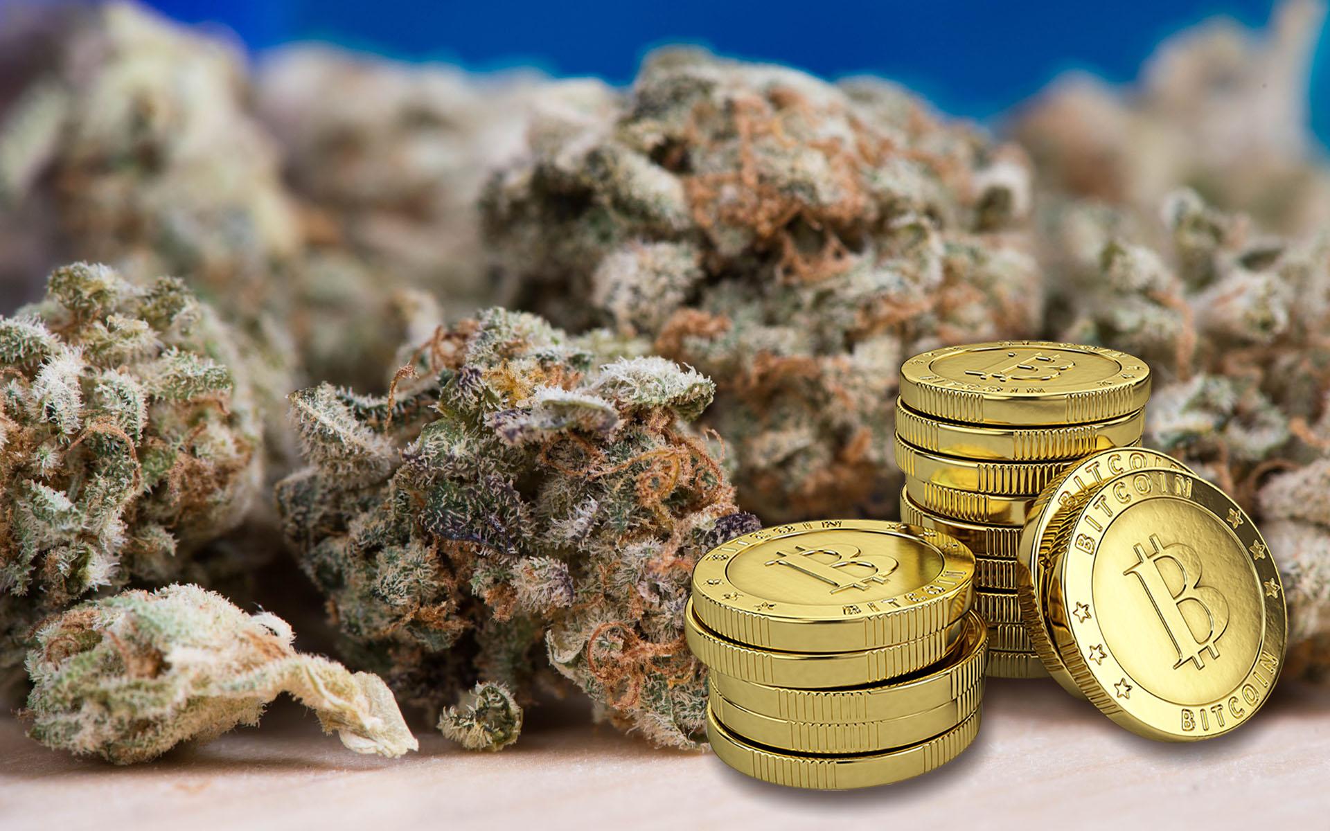 Bitcoin Solves Legal Marijuana's Federal Banking Problem