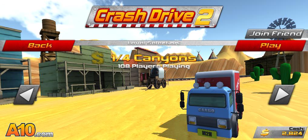 Zenigames Crash Drive 2