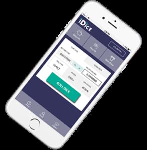 iDice Mobile Gambling App