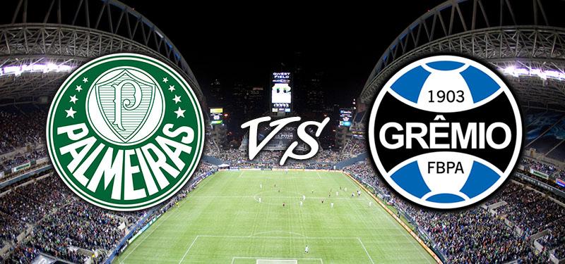 Palmeiras vs. Gremio