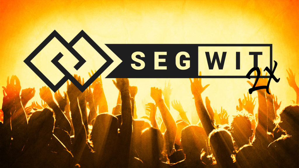 Growing Support for Segwit2x Amid BIP 148 UASF Concerns