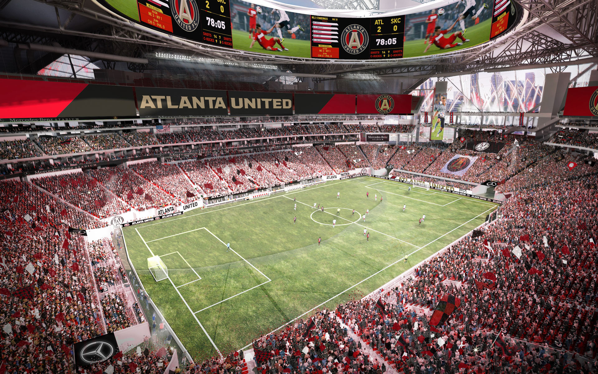 Action Packed Weekend of Major League Soccer Ahead as Atlanta United Wrap up the Sunday Roster, FC Dallas at Home in Major Clash, Orlando City Looking to Upset DC United