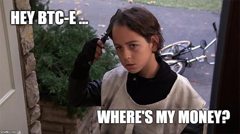 BTC-e Where;s My Money?