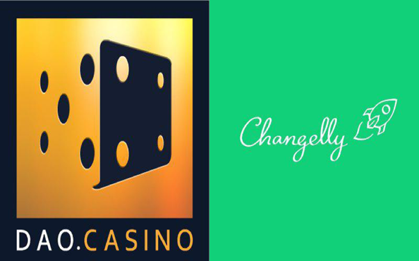 DAO.Casino Collaborates with Changelly