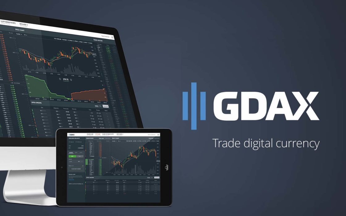 GDAX and ERC20 support - What to Expect