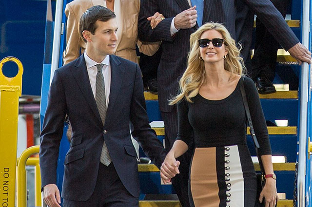 Trump son-in-law Jared Kushner