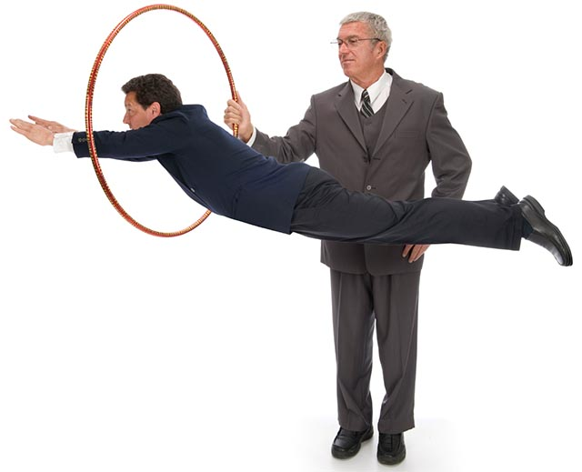 More Regulatory Hoops to Jump Through