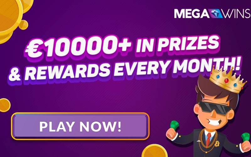 Megawins Bitcoin Casino