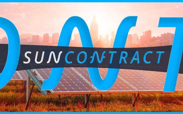 Solar energy trading platform