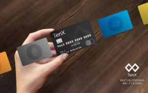 TenX Visa Card Offers Way to Use Cryptocurrencies in Everyday Life