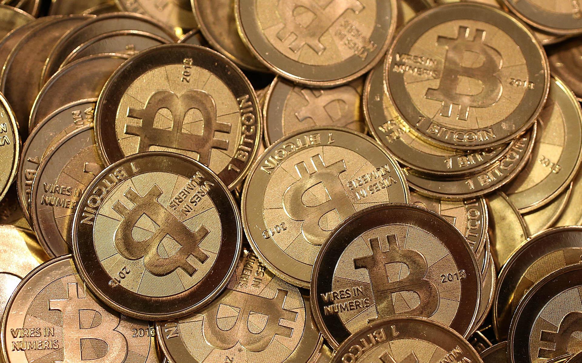 Bitcoin reserve asset