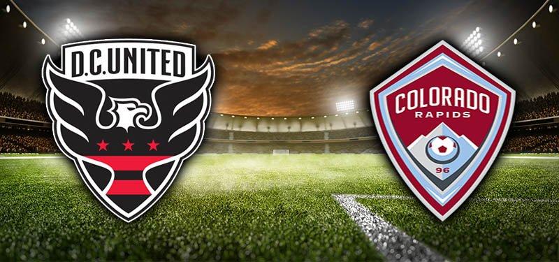 D.C. United vs. Colorado Rapids