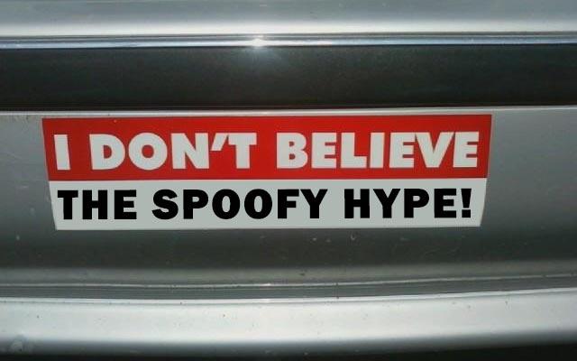 Not Everyone Believes