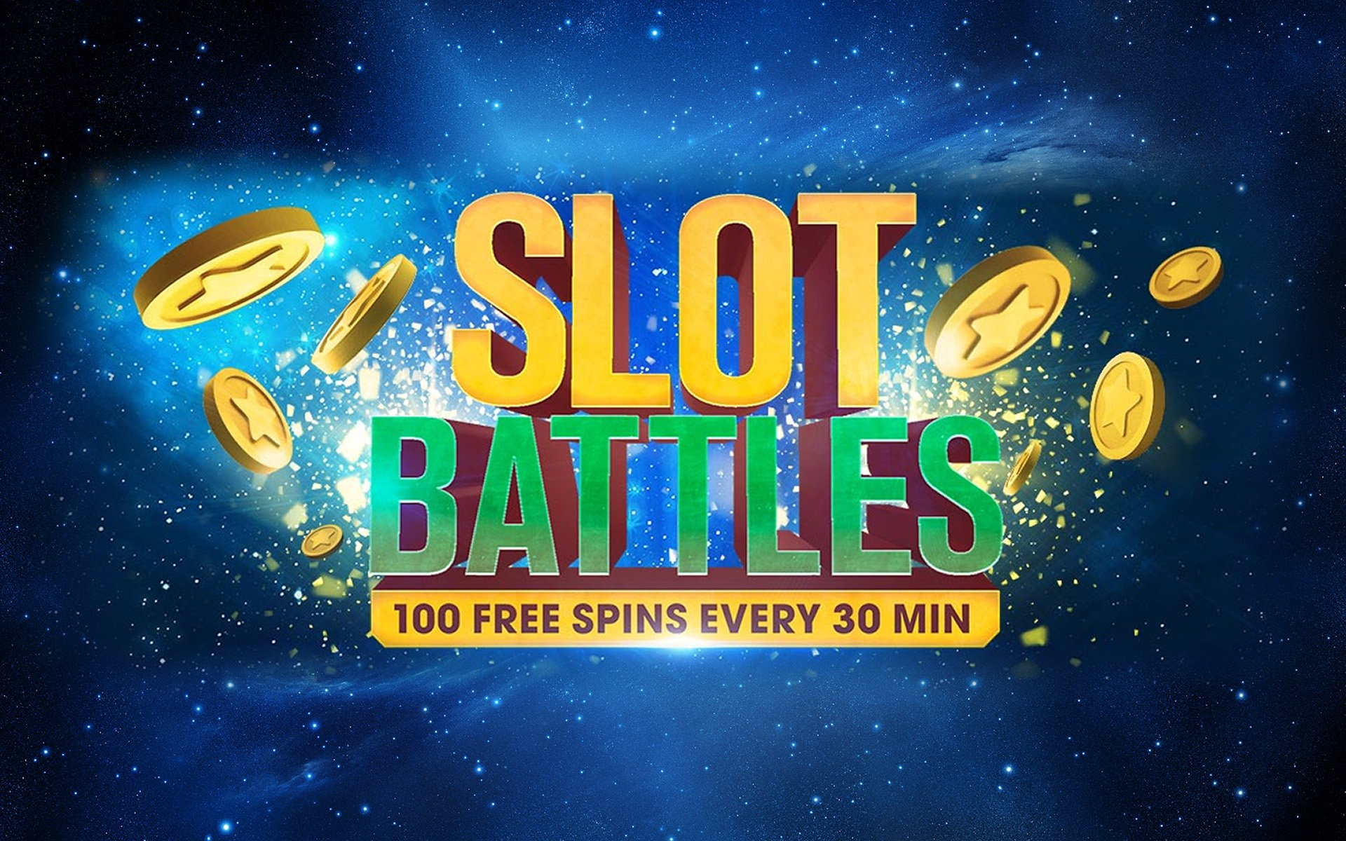 144,000 Free Spins Up for Grabs Monthly in BitStarz's New Slot Battles!