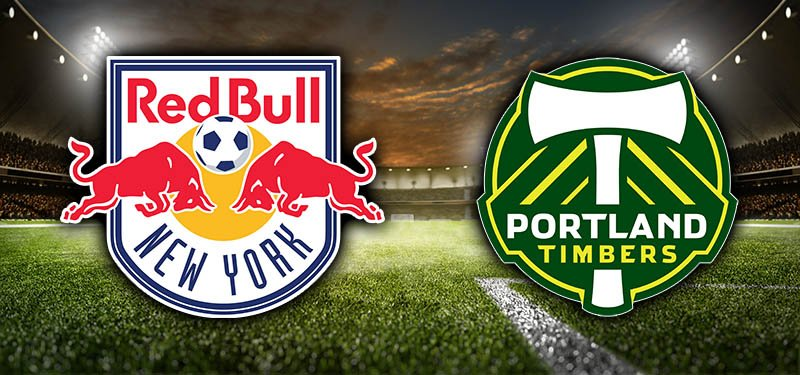 N.Y. Red Bulls vs. Portland Timbers