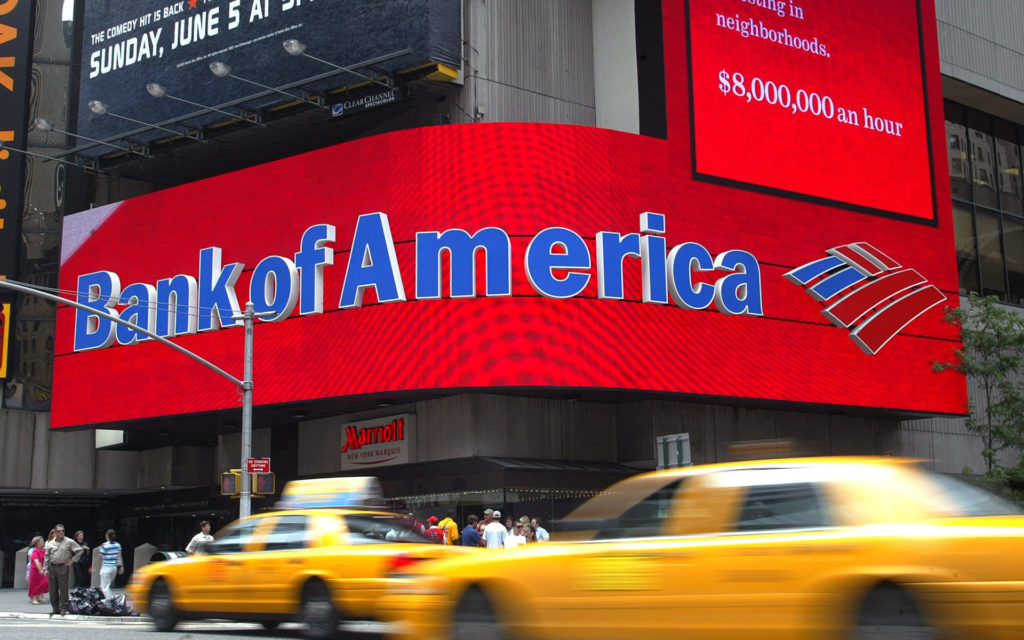 Bank of America Files Three New Blockchain Patents