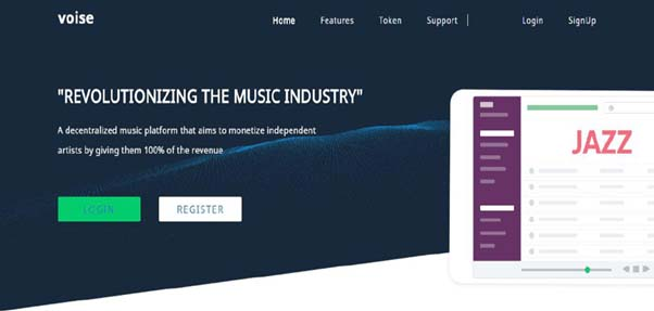 VOISE Live Music Platform