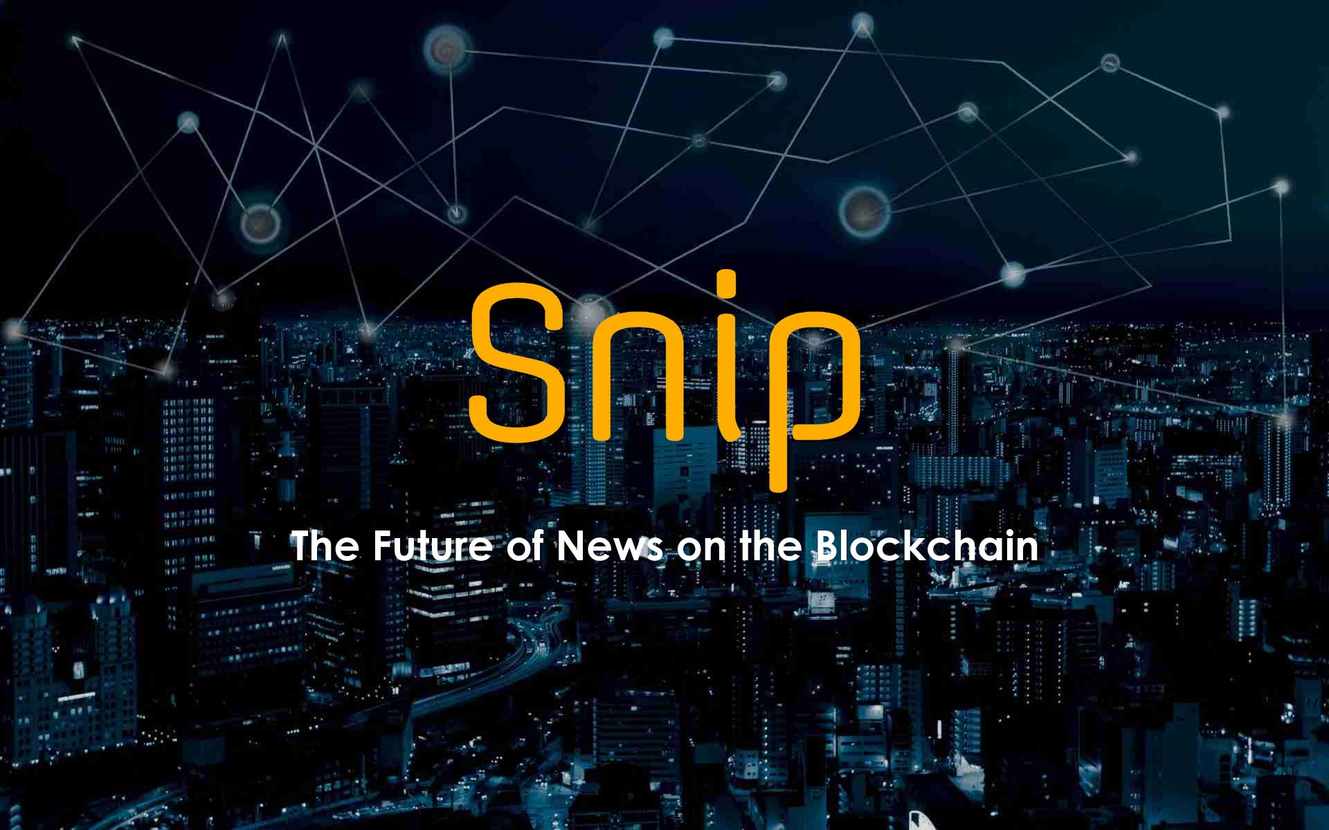 Snip – Bancor Airdrop Rewards Holders with Free Coins