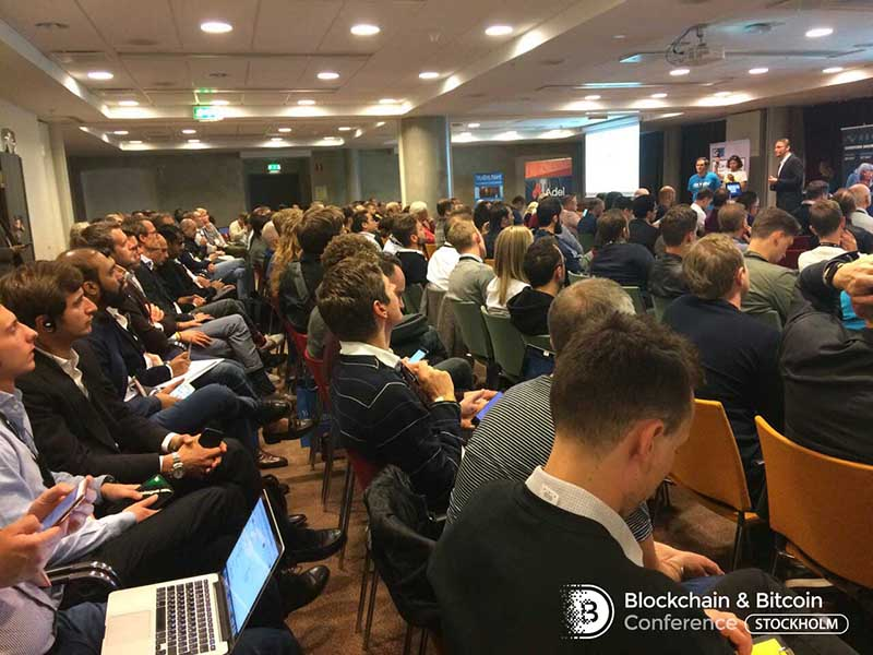 Bitcoin & Blockchain Conference Stockholm