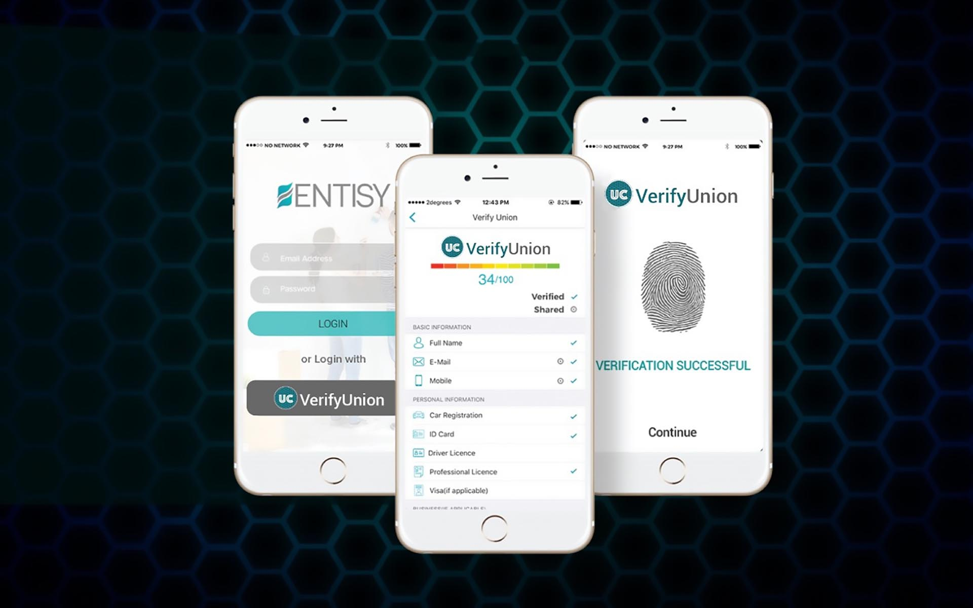 Successful Pre ICO Launch for New Digital Identity Verifier Firm, VerifyUnion