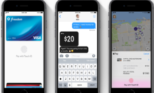 Bitcoin, Apple, and Peer-to-Peer Payment Solutions