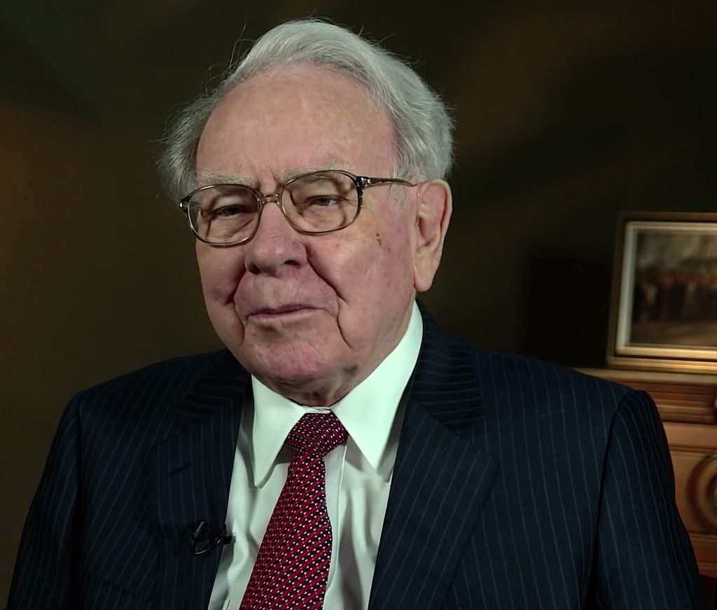 does warren buffett invest in cryptocurrency