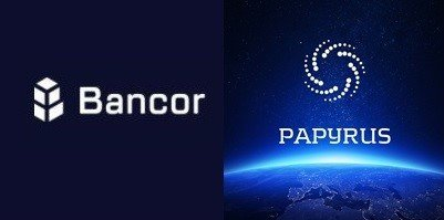 Decentralized Advertising Ecosystem Papyrus To Issue A Bancor Token Changer