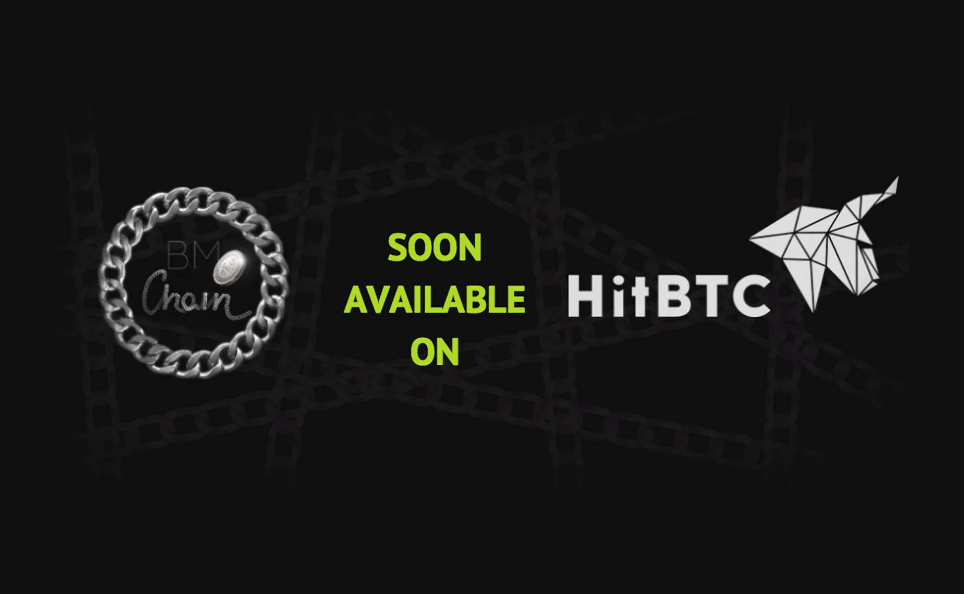 BMCHAIN ICO Ends Today, HitBTC Exchange Listing to Follow