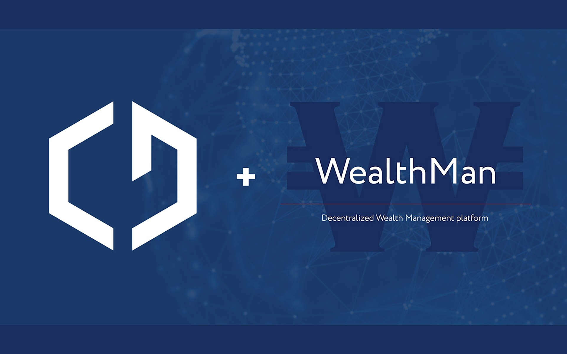Confideal Announces Cooperation with WealthMan Wealth Management Platform