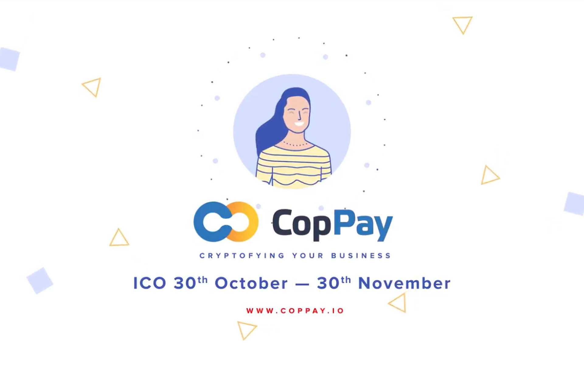 CopPay - New Kid On The Blockchain