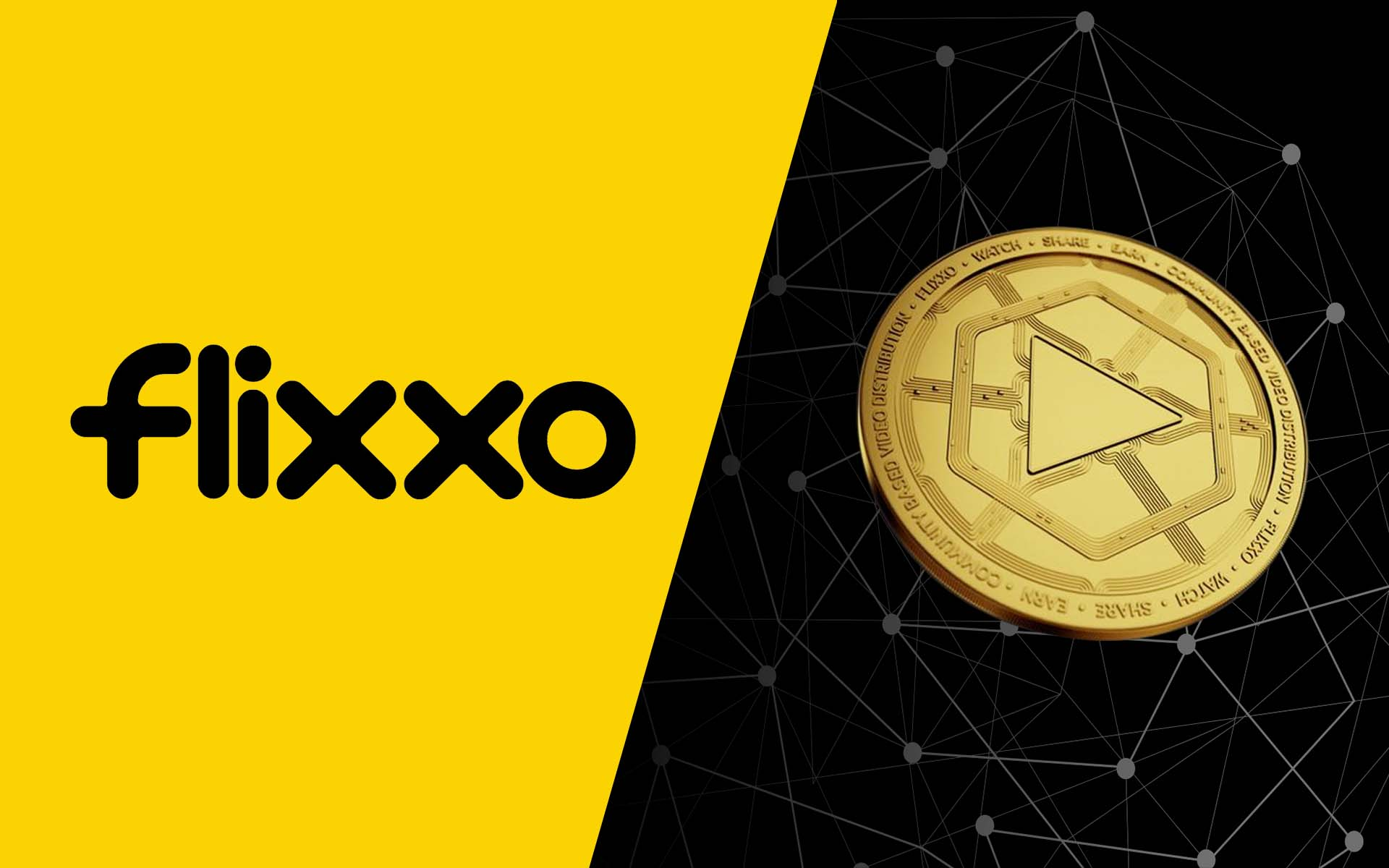 Flixxo: A Swarm of Individuals Connected