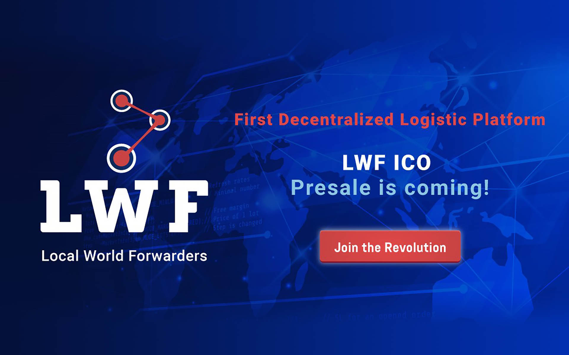 LWF Announces Upcoming ICO Presale