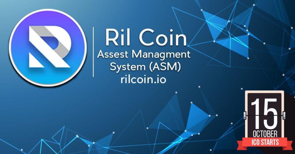 Rilcoin ICO