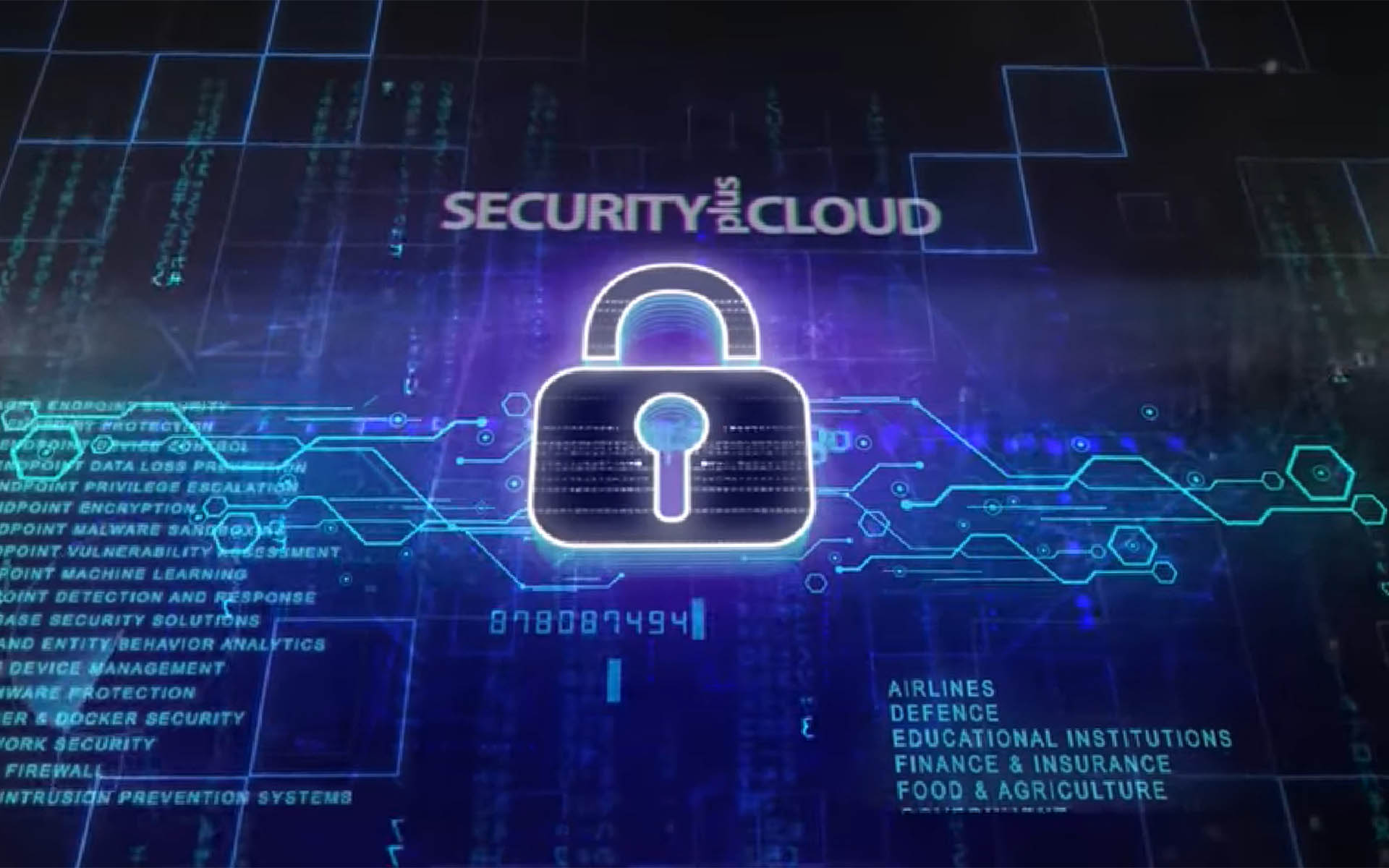 SecurityPlusCloud Rocks Cyber Security Industry With Announcement of World's First Cyber Security Based ICO