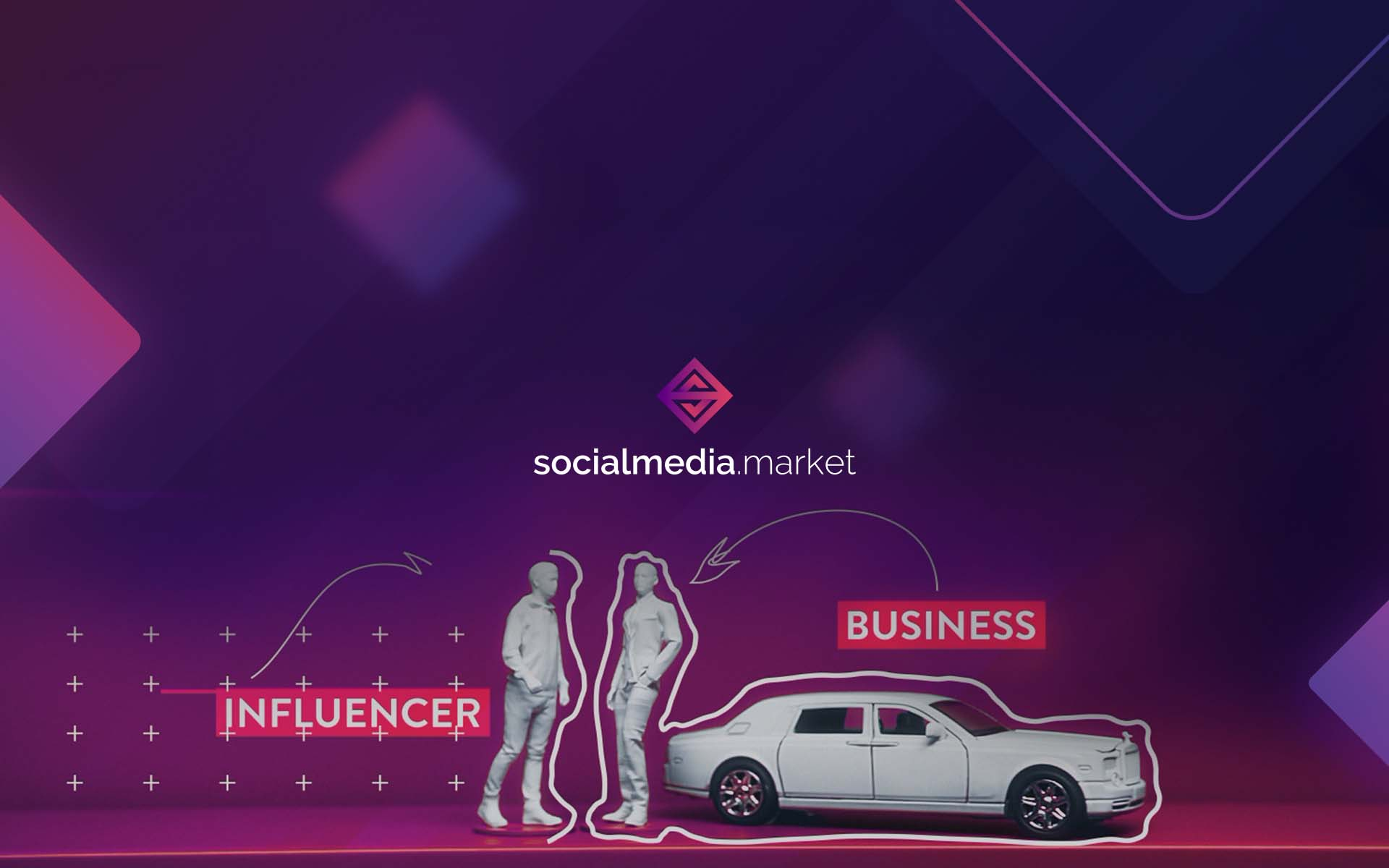 Meet The New Generation Of Online Advertising With SocialMedia.Market