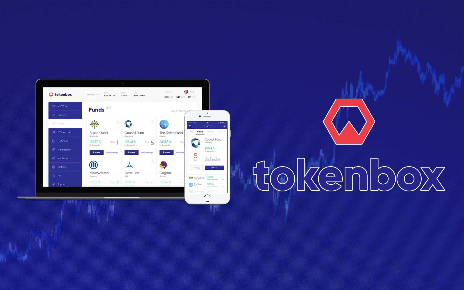 Tokenized Investment Platform TokenBox Announces Token Crowdsale