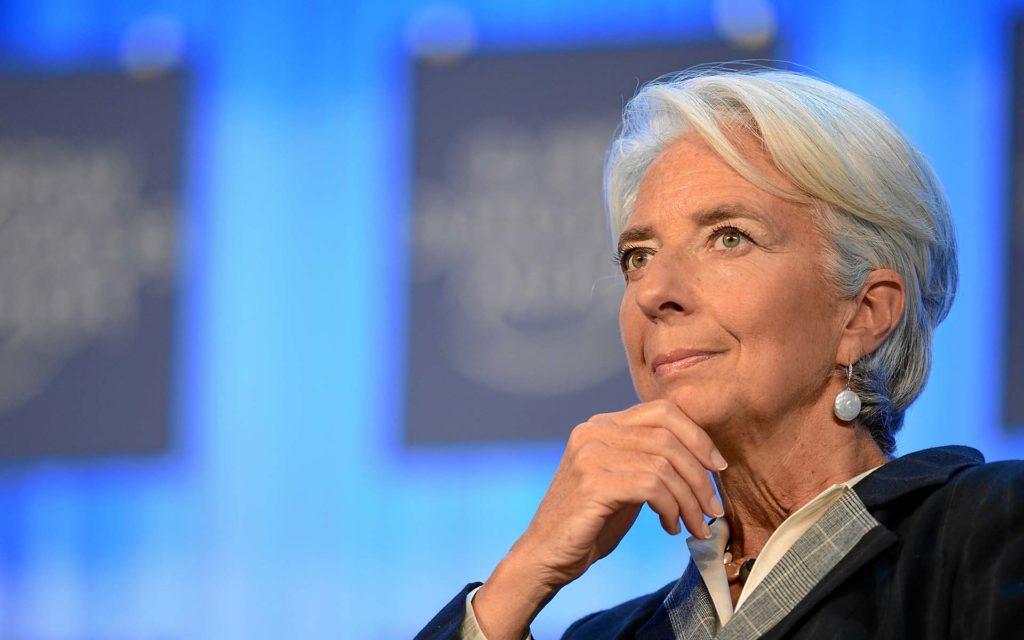 """Christine Lagarde della FMI vede le criptovalute potenzialmente in """"dollarizzazione 2.0"""""""