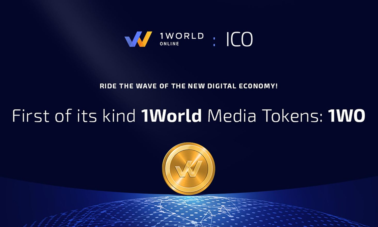 Engagement Engine 1World Online Announces ICO for Improved User Experience Model