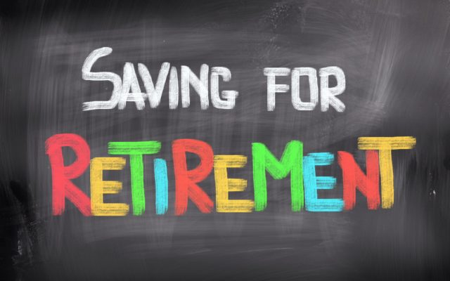 Saving for Retirement with Bitcoin