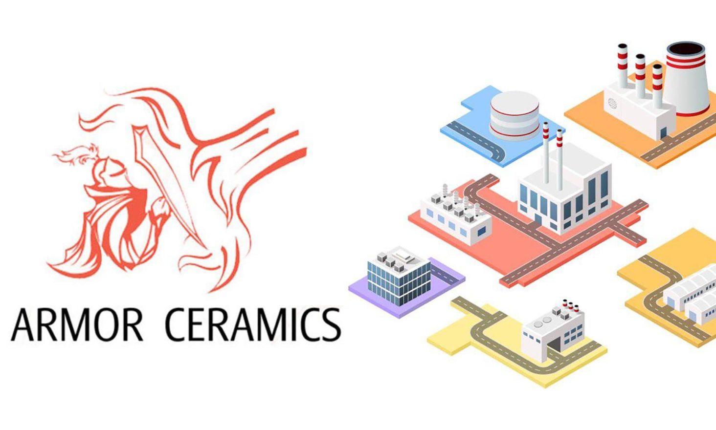 Armor Ceramics Launches Pre-ICO for Blockchain-Based Self Sufficiency in Ukraine's Heavy Industry
