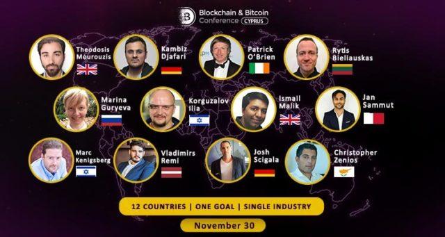 Bitcoin & Blockchain Conference Cyprus