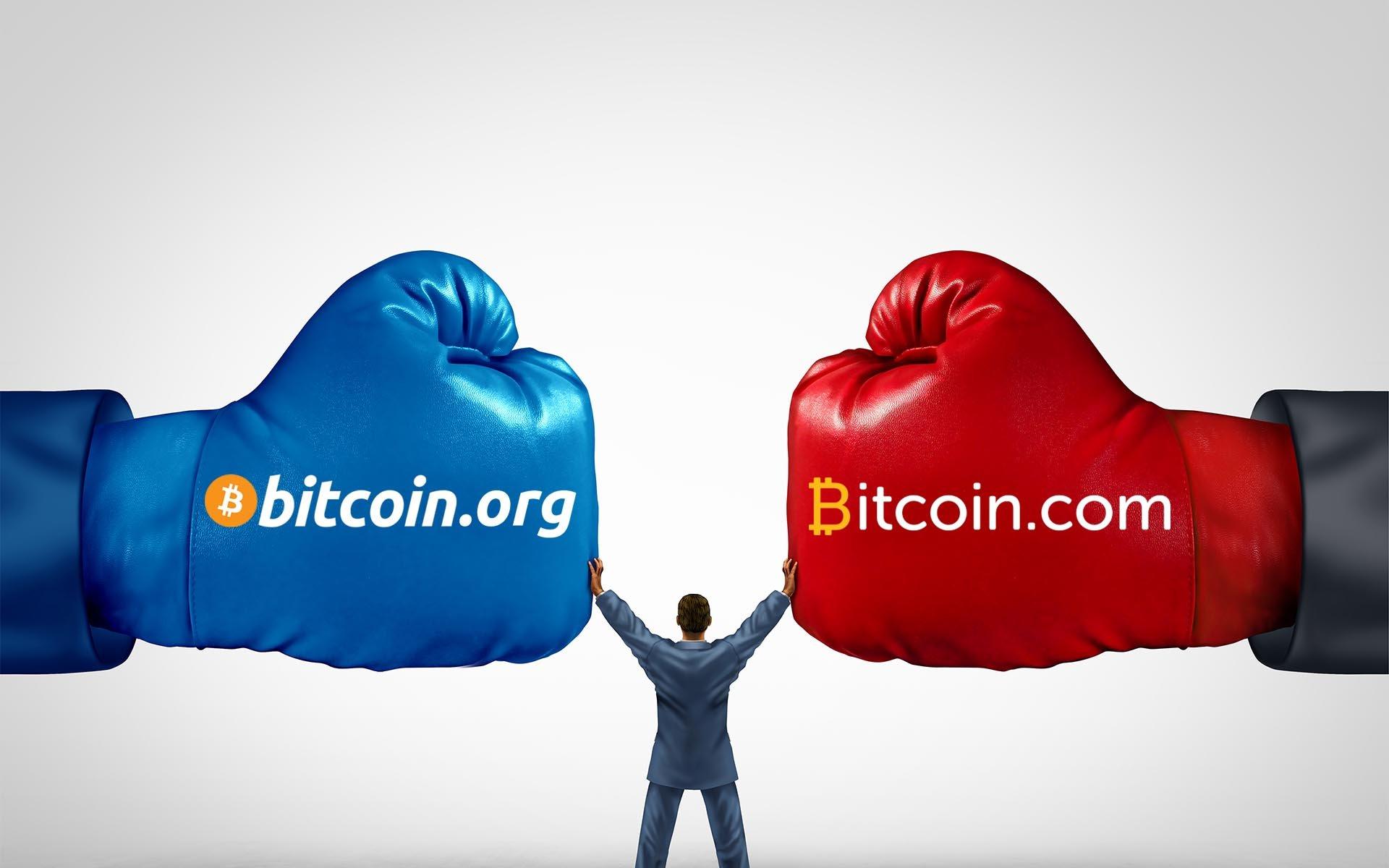 Bitcoin.org Reveals Record 2.3 Million Visitors Despite Bitcoin.com Threat