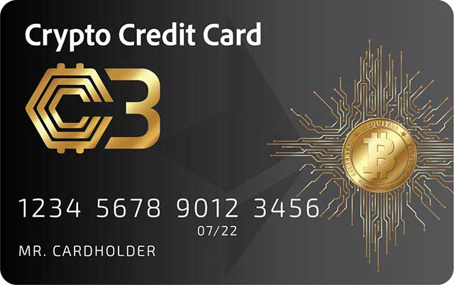 Crypto Credit Card